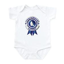 Showing Curl Infant Bodysuit