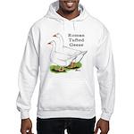 Roman Tufted Geese Hooded Sweatshirt