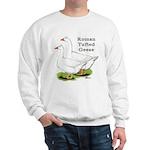 Roman Tufted Geese Sweatshirt