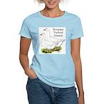 Roman Tufted Geese Women's Light T-Shirt