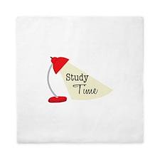 Study Time Queen Duvet
