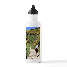 El Camino de Santiago Water Bottle