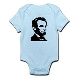 Abraham Lincoln Icon Onesie