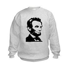 Abraham Lincoln Icon Sweatshirt