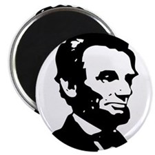 "Abraham Lincoln Icon 2.25"" Magnet (10 pack)"