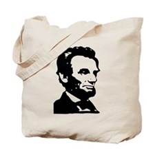 Abraham Lincoln Icon Tote Bag