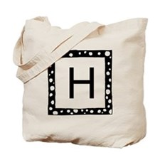 Monogrammed Wedding Tote Bag For Bridesmaid
