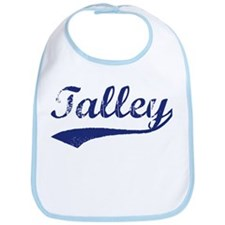 Talley - vintage (blue) Bib