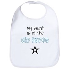 Cool Air force baby Bib