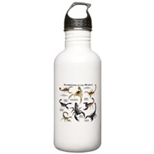 Scorpions of the World Water Bottle