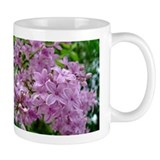 Lilac Blossoms Small Mugs