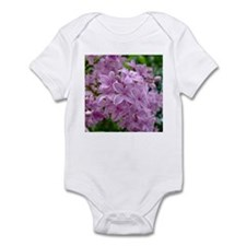Lilac Blossoms Infant Bodysuit