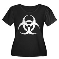 Biohazard Warning Sign T