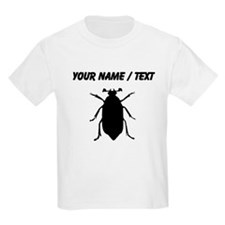 Beetle Silhouette (Custom) T-Shirt