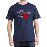 A Trucker has my heart T-Shirt