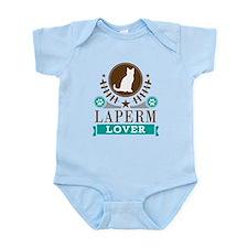 Laperm Cat Lover Infant Bodysuit