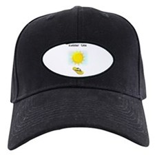 SUMMER TIME FLIPFLOP /SUN LOOK Baseball Hat