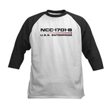 USS Enterprise-B Dark Baseball Jersey