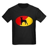 German Flag German Pinscher T