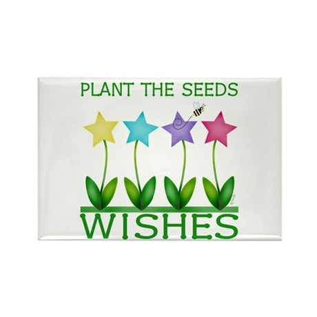 Wishes Rectangle Magnet (10 pack)