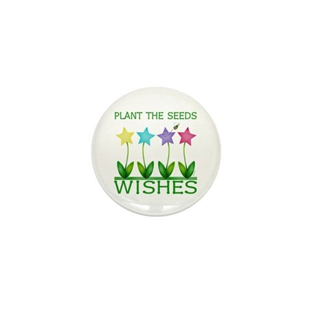 Wishes Mini Button