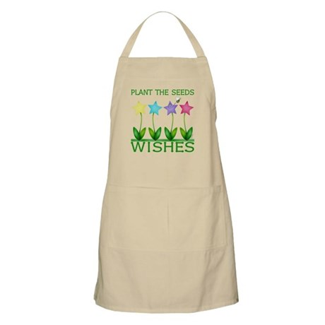 Wishes BBQ Apron