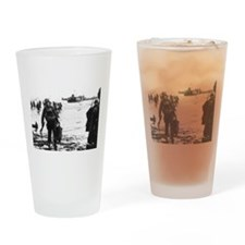 Cute Us states Drinking Glass