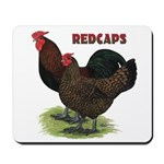 Red Caps Mousepad