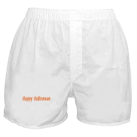 Happy Halloween Boxer Shorts