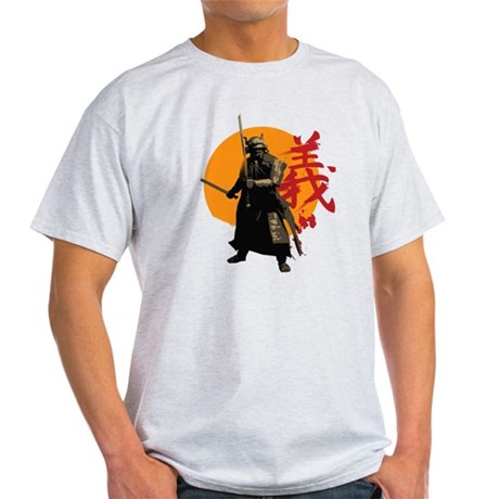 Samurai Warrior Light T-Shirt