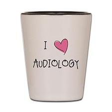 Cute Audio Shot Glass