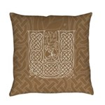 Celtic Letter U Master Pillow