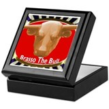 Brasso Keepsake Box
