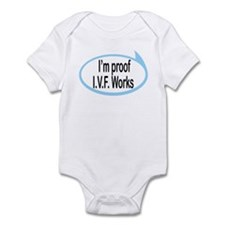 I'm Proof I.V.F. Works Funny Baby/Toddler Onesie