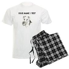 Wire Fox Terrier (Custom) Pajamas