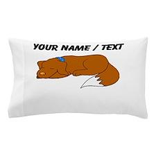 Dog Sleeping (Custom) Pillow Case