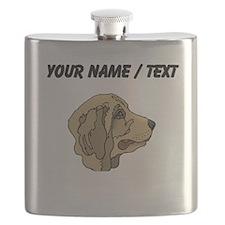 Spanish Mastiff (Custom) Flask