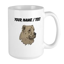 Central Asian Shepherd Dog (Custom) Mugs