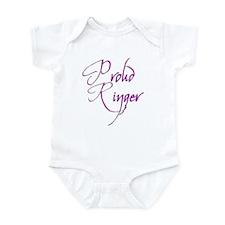 Proud Ringer 2 Infant Bodysuit