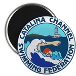 Swim Catalina Magnet