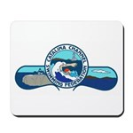 Swim Catalina Mousepad