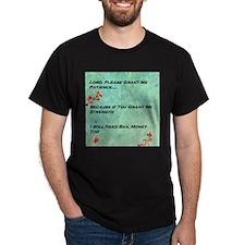 Lord I Will Need Bail Money Too T-Shirt