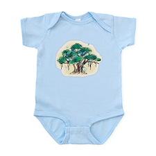 Funny Tree Infant Bodysuit