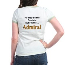 The Admiral's Ringer T-shirt