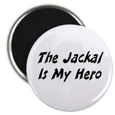 The Jackal Is My Hero! Magnet