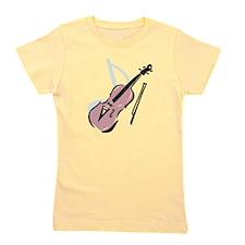 Violin Girl's Tee