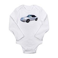 Wheeling Long Sleeve Infant Bodysuit