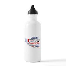 French Liberty Bastill Water Bottle