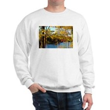 Island in Autumn Sweatshirt