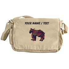 Swedish Lapphund (Custom) Messenger Bag